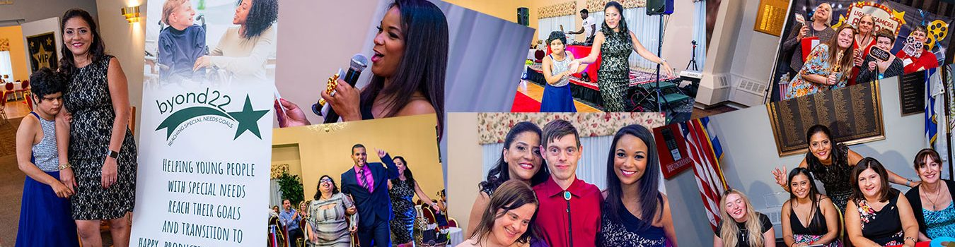 "BYOND22 celebrates its first annual ""Red Carpet"" Special Needs Dance!"